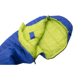 Carinthia G 180 Sleeping Bag M blue/lime